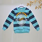 Camiseta Boy-Otoño-Algodón Orgánico-A Rayas