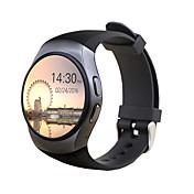 kimlink kw18 relojes inteligentes, bluetooth 4.0 / monitor de frecuencia cardíaca / Control de actividad / llamadas manos libres / control