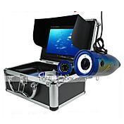 buscador de los pescados cámara submarina 30m bajo el agua record dvr pesca cámara hd 1000 TVL 7 '' pantalla lcd digitales