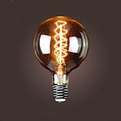 Edison seda lámpara de BofA G150 e40 40w antigüedad bola burbuja (85v-265v)