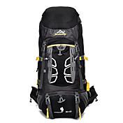 55L L Paquetes de Mochilas de Camping Mochillas con Moldura Externa Mochila Escalada Acampada y Senderismo Viaje Deportes de Nieve