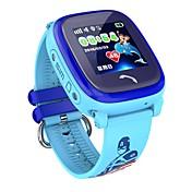ips lbs impermeable smartwatch niños no gps nadar sos llame seguimiento niños seguros anti-perdido monitor