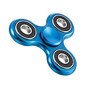 Moderni zvrkovi Ručni Spinner Igračke za kućne ljubimce Tri-Spinner Metal Aluminij EDCStres i anksioznost reljef Uredske stolne igračke