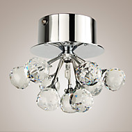 CABARRUS - Wandlampe Floral aus Kristall