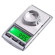 0,01 g * 0,1 g * 100g 500g Dual-Mini Digital Pocket Scale Schmuck