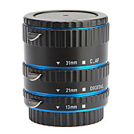 3-osainen makro-pidennys Canon-kameroille
