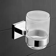 YALI.M®, moderne veggmontert tannbørsteholder i messing