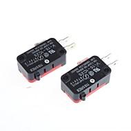 micro switch off-on para a eletrônica diy (2pcs)