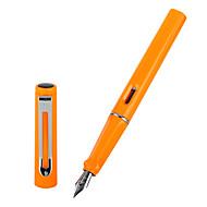 0.5mm oranje mode-business vulpen