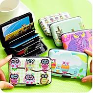 Luottokorttikotelot - Muovi - Cute/Liiketoiminta/Monitoimilaitteet - Satunnainen väri -