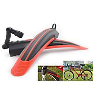 Vélo Garde-boue de vélo Cyclotourisme Cyclisme/Vélo Vélo tout terrain/VTT Vélo de Route Vélo à Pignon Fixe Gris Rouge Bleu Jaune Blanc ABS