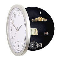Nouveauté Moderne/Contemporain Horloge murale , Autres Plastique 25*7CM