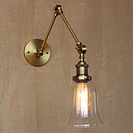 AC 100-240 40W E26/E27 Tradicional/Clássico Bronze Característica for Lâmpada Incluída,Luz Ambiente Lâmpadas de Braço Móvel Luz de parede