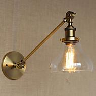 AC 100-240 40W E26/E27 Moderno/Contemporâneo Bronze Característica for Lâmpada Incluída,Luz Ambiente Lâmpadas de Braço Móvel Luz de parede