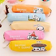 Penaalit-PU Leather-Cute / Liiketoiminta / Monitoimilaitteet-Sininen / Keltainen / Oranssi / Beige-