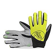 NUCKILY® Спортивные перчатки Жен. / Муж. Перчатки для велосипедистов Весна / Лето / Осень / Зима ВелоперчаткиАнти-скольжение /