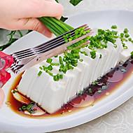 1 db Cutter & Slicer For Növényi Rozsdamentes acél Jó minőség / Kreatív Konyha Gadget