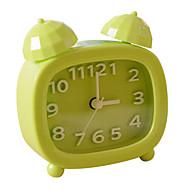 デジタル 目覚まし時計,自動