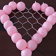 sydämen muotoinen ilmapallo grid DIY osapuoli häät syntymäpäivä koristelu (ei sisällä ilmapallo)
