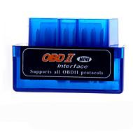 ferramenta de diagnóstico v1.5 mini-portátil escanear carro elm327 obd2 / obdii sem fio para android