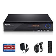 sannce® 8ch 1080n entrada multi-modo DVR w 1080p / VGA / BNC tempo de saída real HDMI visualização remota / ecloud, código do qr p2p