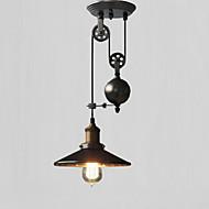 Riipus valot ,  Rustiikki Maalaistyyliset Vintage Retro Muut Ominaisuus for Minityyli Metalli Kitchen Käytävä Autotalli