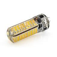 6W G6.35 LED Doppel-Pin Leuchten T 72 SMD 2835 460 lm Warmes Weiß / Kühles Weiß Dekorativ V 1 Stück