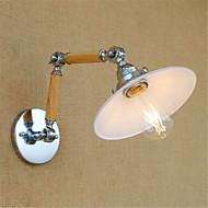 AC 220-240 4w E26/E27 Moderno/Contemporâneo Cromado Característica for LED / Lâmpada Incluída,Luz Ambiente Lâmpadas de Braço MóvelLuz de