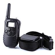 bark Collar Koiran treenauspannat anti Bark 300M Kauko-ohjain Eloktroniikka/Sähköinen LCD Tärinä Yhtenäinen