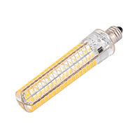 YWXLight® Dimmable E11 15W 136 SMD 5730 1200-1400LM Warm/Cool White AC 110/220V