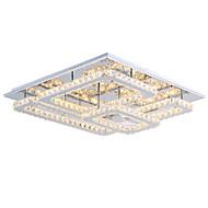 70Watt Montagem do Fluxo ,  Contemprâneo Cromado Característica for Cristal / LED MetalSala de Estar / Quarto / Sala de Jantar / Quarto