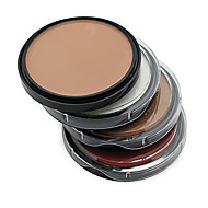 High Quality 4 Colors 24H Waterproof Long Lasting Matte Bronzer Highlighter Contour Shading Powder Makeup 3D Face Decorate