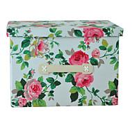 raylinedo® 26L szimulált bélés strapabíró szövetből összecsukható tároló doboz ruhát takaró szekrényben pulóver szervező vászon