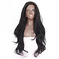 2017 Sylvia Synthetic Lace Front Wigs Black Straight Heat Resistant Free Wig Net  Synthetic Wig