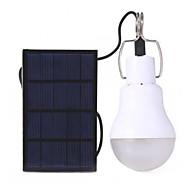 s-1200 130lm de acampamento portátil conduziu a luz da lâmpada lâmpada de energia solar