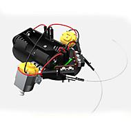 Leketøy til Gutter Oppdagelsesleker GDS-sett Pedagogisk leke Robot Metall