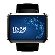 ブルートゥーススマートウォッチ2.2インチのアンドロイド4.4 OSのスマートウォッチの3G携帯電話は、デュアルコア1.2GHzの4ギガバイトのROMカメラのWCDMA GPSをmtk6572