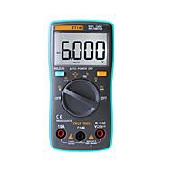 zotek zt101 휴대용 디지털 멀티 미터 6000 카운트 백라이트 ac / dc 전류계 전압계 휴대용 휴대용 옴 미터