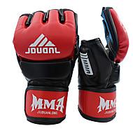 Boxhandschuhe Boxsackhandschuhe Boxhandschuhe für das Training für Boxen Muay Thai Fingerloswarm halten Atmungsaktiv Stoßfest