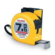 Tajima hilock fita métrica 25-75 com fivela de segurança 7.5m * 25mm