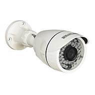 Hosafe® 4mb6p h.265 4.0mp 1520p poe udendørs ip kamera m / onvif / 36-ir-ledet / bevægelsesdetektering