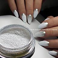 3-D DIY-tarvikkeet Powder Nail Salon Tool Hand Lepää