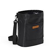 Unisex Taschen Ganzjährig Nylon Aufbewahrungstasche mit für Normal Schwarz