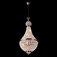 Flush mount, moderno / comtemporário antigo artístico tradicional / clássico recurso de cobre antigo para cristal mini designers de estilo