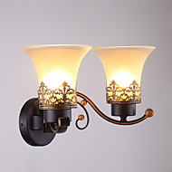 40 E26/E27 Moderno/Contemporâneo Pintura Característica for Estilo Mini,Luz de Cima Luz de parede