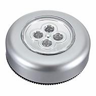 Ziqiao 4 vedl auto doma bezdrátová hůlka kohoutek šatník dotykové světlo lampa napájena baterií nouzové dotykové světlo čtení lampa