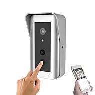 Yanse 960p Smart ip wifi campainha com bateria sistema doméstico sem fio intercomunicação visor anti-roubo câmera de porta (tamper app