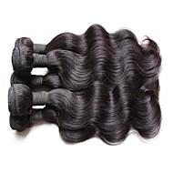 Hurtowy peruwiański korpus fala dziewiczy włosy wiązki 6pcs 600g lot najwyższej jakości gatunek 100% prawdziwy naturalny włosy splot kolor