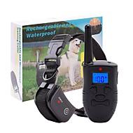 Pes Trénink Klikátka výchovné pomůcky Voděodolný Dobíjecí Vibrace elektronika/Elektrický