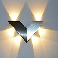 6 Led Integrado LED Inovador Característica for Estilo Mini Lâmpada Incluída,Luz Ambiente Luz de parede